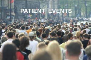 Patient events
