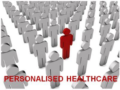 Personalised healthcare